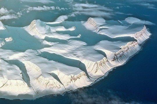 Аномальная жара-2020 ускорила таяние ледников