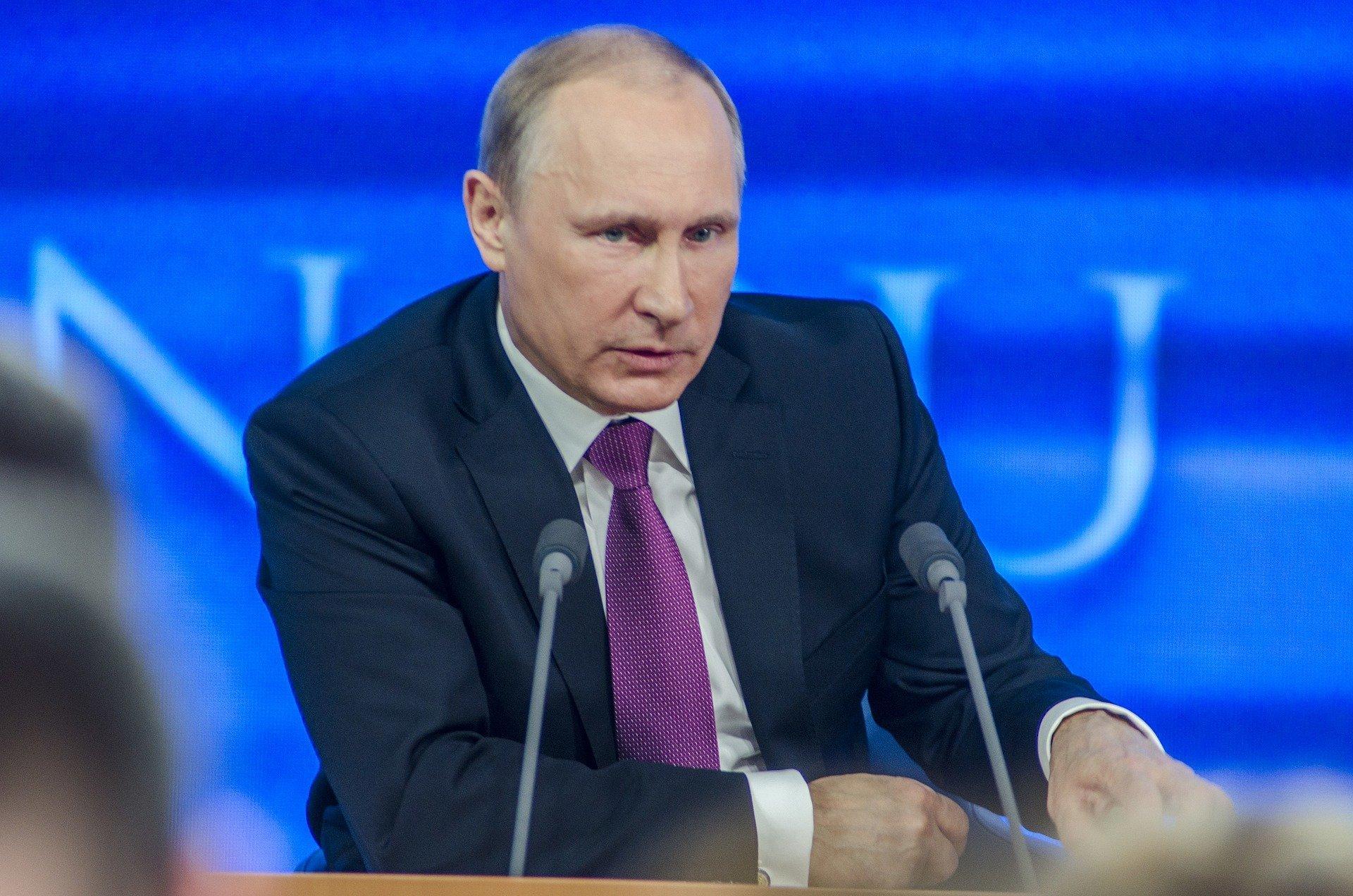 Владимир Путин заявил, что Россия снизит парниковые выбросы к 2050 году