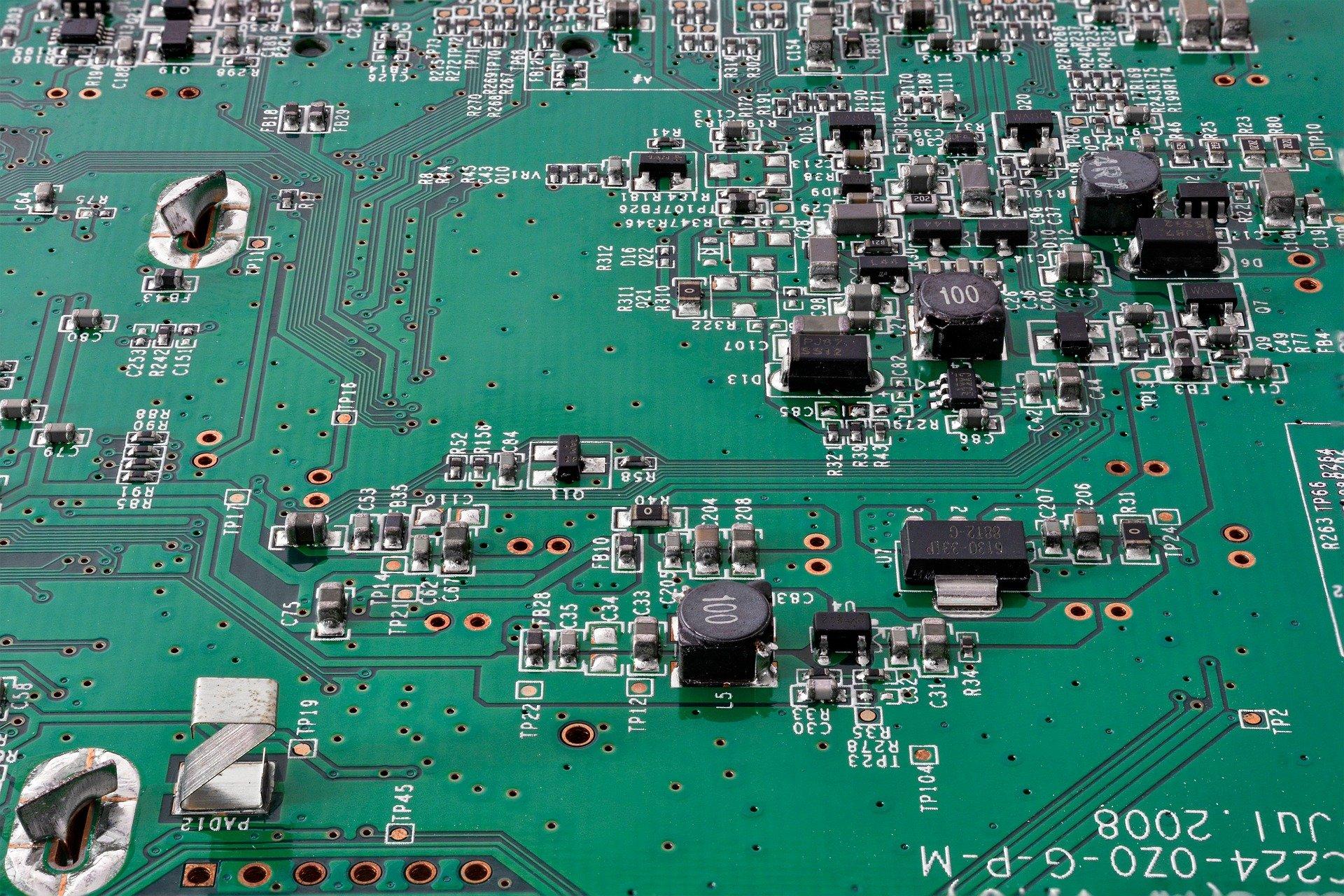 Ученые разработали электросхемы, которые можно перерабатывать