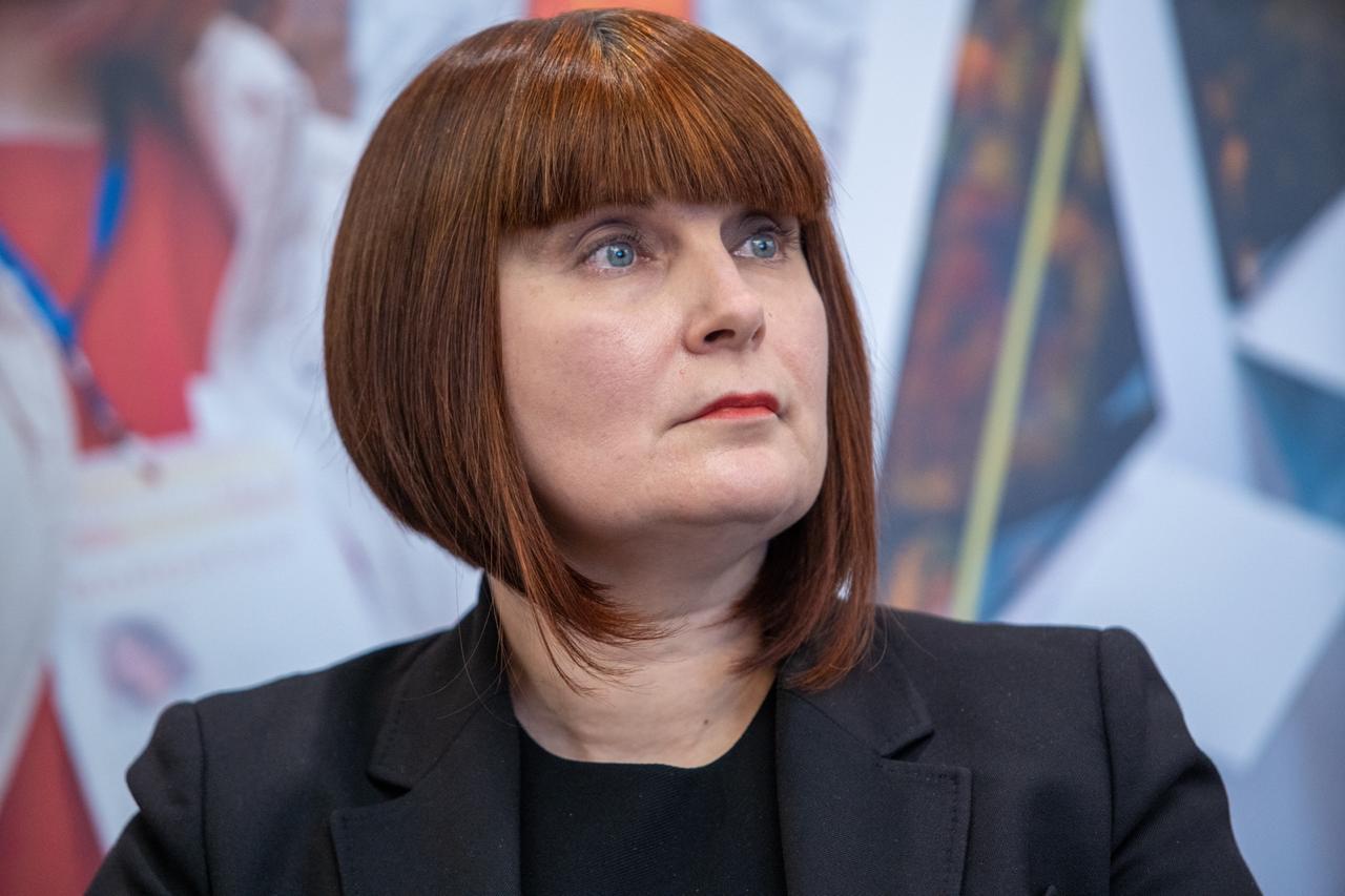 Наталья Гончар: «Мы готовы к ответу на главный вызов, который сегодня стоит перед каждой нефтегазовой компанией в мире»
