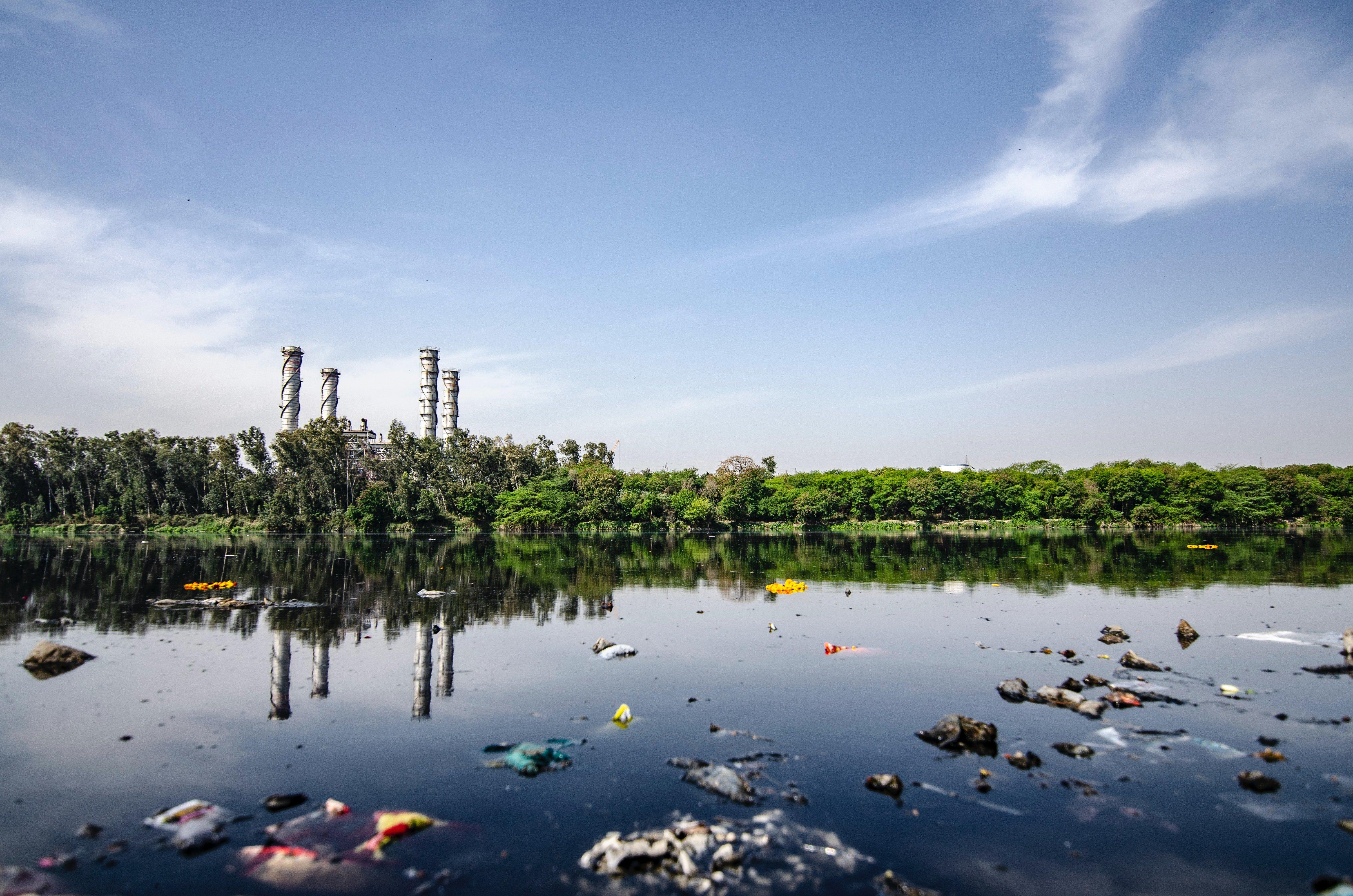 Реки Екатеринбурга очистят